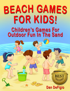 children's games beach