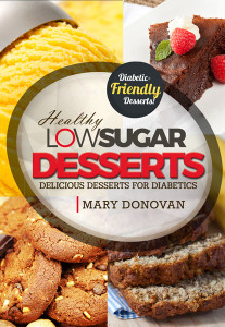 low sugar desserts diabetic
