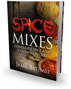 spice mix recipe book